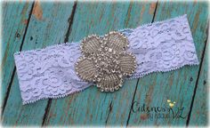 """""""Chic and Glitzy"""" Headband February Open Theme - An Auction Style Event Opens 2/24/15 at 5 PM CST Closes at 2/26/15 at 9 PM CST Purchase Here: www.facebook.com/dollhousedesigngroup"""