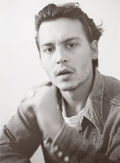 johnny depp .. first time I have seen this photo