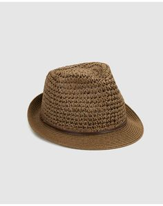 547cbb094a8 Image for Brotes boys  brown hat from El Corte Inglés UK Women Wear