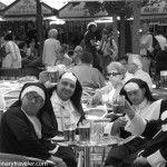 Drunk nuns in Prague?
