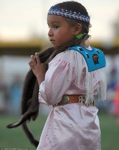 In the shadow of Wounded Knee: Inside the Pine Ridge reservation of South Dakota   Mail Online