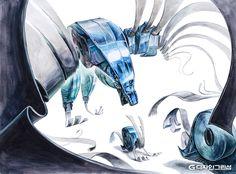 그린섬 Sketch Painting, Pattern Illustration, Painting Patterns, Design Art, Concept Art, Art Drawings, How To Draw Hands, Artsy, Watercolor