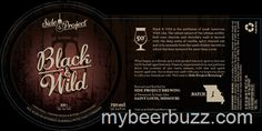 mybeerbuzz.com - Bringing Good Beers & Good People Together...: Side Project - Black & Wild