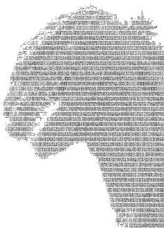 30 Best Ascii art images in 2017 | Ascii Art, Texts, Code art