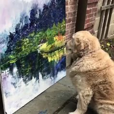 Artistic boye does a contemplation