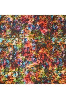 Erdem|Floral-print silk scarf|NET-A-PORTER.COM - StyleSays