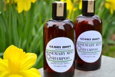 SLS free shampoo Rosemary and Mint for beautiful by GloryBoon, $14.00 Sls Free Shampoo, Hair Falling Out, Black People, Healthy Hair, Natural Hair Styles, Hair Beauty, Mint, Gift Ideas, Weddings