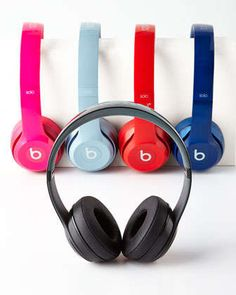 Beats Solo 2 HD On-Ear Headphones by Beats By Dr. Dre at Neiman Marcus.