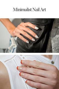 """Jamberry mentioned/showing NYFW collab with designer Tracey Reese """"Urbanite"""" wrap -- 8 Pretty, Minimalist Nail Art Ideas via Gorgeous Nails, Nice Nails, Pretty Nails, Minimalist Nails, Rose Gold Hair, Jamberry Nails, Pretty Eyes, Nail Wraps, Diy Beauty"""