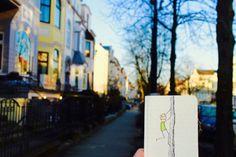 LOVEBREMEN - Wachmannstrasse - Sketchnotes by Diana