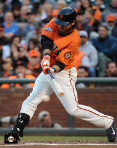 BRANDON CRAWFORD…Is hitting .333 (18-for-54) with six extra-base hits and seven RBI in his last 17 games… Has already hit a career-high seven HRs after hitting seven total in his previous two campaigns.