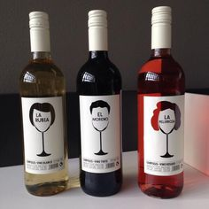 Which personality are you #wine #packaging PD Design: www.ruskamartin.com
