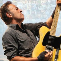 Exclusive Footage From 'Springsteen
