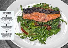 Wolfgang Puck's Salmon Recipe