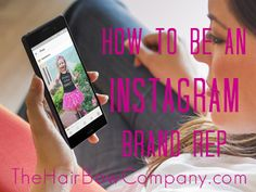 Guide to becoming an Instagram Brand Rep for kid brands.