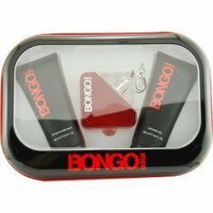 BONGO Gift Set BONGO by Iconix by BONGO. $22.19. Design House: Iconix. SET-EDT SPRAY 3.4 OZ & AFTERSHAVE BALM 6.8 OZ & SHOWER GEL 6.8 OZ Design House: Iconix Year Introduced: 2007