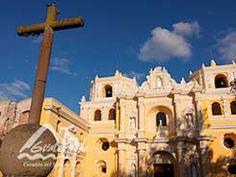Templo, Convento y Arco de Santa Catalina     Convento de Santa Clara      Catedral de San José           Convento de capuchinas