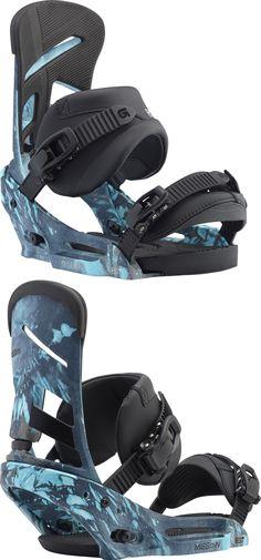 Bindings 21248: Burton - Mission Est   2017 - Mens Snowboard Bindings - New   Blue Print -> BUY IT NOW ONLY: $174.95 on eBay!