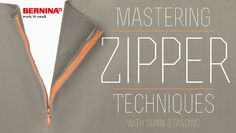 I <3 this free class from Craftsy!  Scared of zippers?  After taking this FREE online class, you won't be anymore!