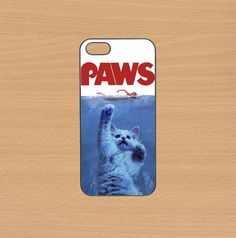 iphone 5c case,iphone 5c cases,iphone 5c cover,iphone 5c covers,cute iphone 5c case,pretty iphone 5c case--paws,cat,in plastic. by Doublestarstar on Etsy, $14.99