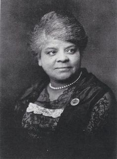 Ida B Wells. Journalist, Anti-Lynching and women's rights campaigner, founder of the Women's Era Club and the National Association for the Advancement of Colored People (NAACP).