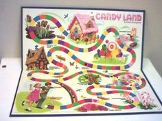 Classic Candy Land.  We have the new one but I prefer the old board better. Less cluttered!