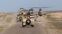 Iraque quer sangue ISIS