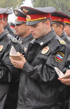 Police Officers, Russia