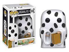 Funko Pop! Ghost Charlie Brown
