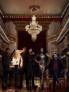 An Exclusive Look at Empire Season 4 Serie Empire, Empire Cast, Empire Fox, Empire Characters, Most Popular Tv Shows, Empire Season, Taraji P Henson, Jussie Smollett, Star Fox