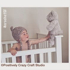 Crocheted baby hats not only for San Francisco kids ... Designed and made with LVE and care ! #crochetSF ================================= #crochetedhats #babyhats #SFbabies #handmadeaccessories #sf #SanFrancisco #theSanFrancisco #onlyinsanfrancisco #onlyinsf #loveSF #colors #lovecolors #fashion #style #babyfashion #fashionforkids #kidsinSF #fingerlessgloves #gloves #scarf #hat #kidsstyling #kidsmood #teddybear