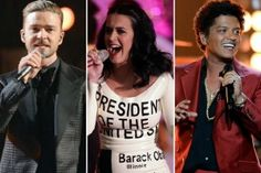Justin Timberlake, Katy Perry, Bruno Mars + More to Perform at 2013 iHeartRadio Music Festival