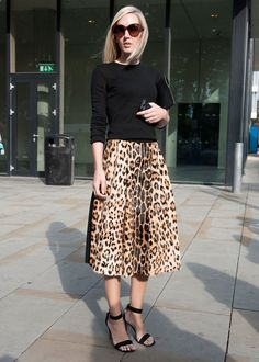 lfw spring 2015 street style 32 LFW Spring 2015 street style: What to wear to work