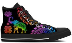 The Converse Chuck Taylor All Star High Promotes World Peace