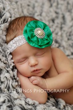A personal favorite from my Etsy shop https://www.etsy.com/listing/152646008/newborn-headband-infant-headband-babyNewborn Headband, Infant headband, baby headbands, baby girl hairbows, baby hairbows, baby hair accessories.