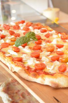Pizza alla Pala con Lievito Madre