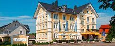 Bodensee-Hotels Lindau Café Ebner