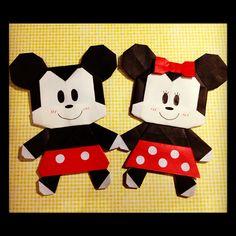 Mickey & Minnie - NÃO TEM DIAGRAMAS