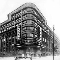 Verlagshaus Rudolf Mosse, Berlin, 1923 (Foto: Kunstbibliothek, Berlin)