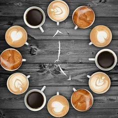 coffee, coffee shop, and fashion image