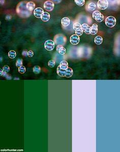 Little Worlds Color Scheme from colorhunter.com