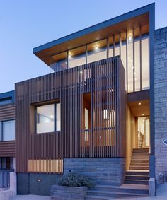 kennerly architects / 27th street residence, sf