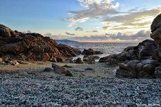 Playa de los Cristales  Costa da Morte  Galicia