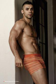 Arad W. by Armando Adajar for Wood Underwear