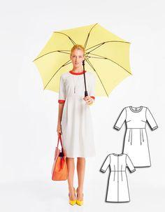 A-Line Dress 08/2015 #123