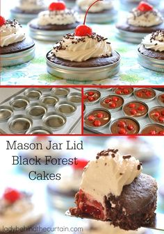 The perfect little dessert packed with fun!