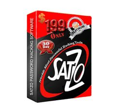 Satzo Password Hacking software 2014 with License Key Free Download