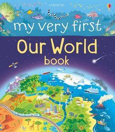 Ahogy a gyerekek egyre többet beszélnek, úgy egyre többet kérdeznek is!  Kíváncsi a világra, használd ki ez a nyitottságot és mutass neki minél többet!  Sivatagok, esőerdők, éjjel és nappal, évszakok körforgása!  Ez a könyv egyszerű nyelvezettel, élénk illusztrációval, sok kérdéssel mutatja be a minket körülvevő világot.