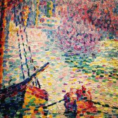 Paul Signac 1863-1935 ~ French Neo-impressionist painter | Pointillist style | Tutt'Art@ | Pittura * Scultura * Poesia * Musica |