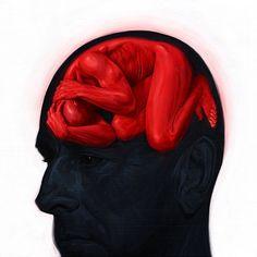 Hastalıklı Beyin
